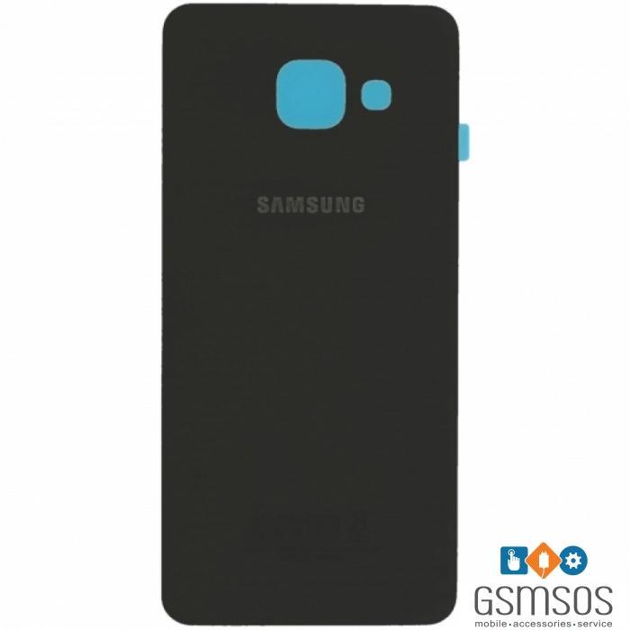 90b4246b0f4 Заден капак с лепенка за Samsung A310F Galaxy A3 2016 Черен гр София ...