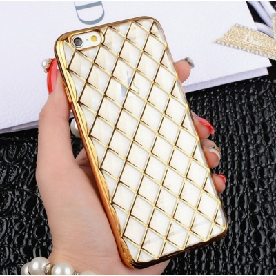 luxury-crystal-plating-electroplating-tpu-soft-silicon-diamond-grid-phone-case-for-iphone-5-5s-6
